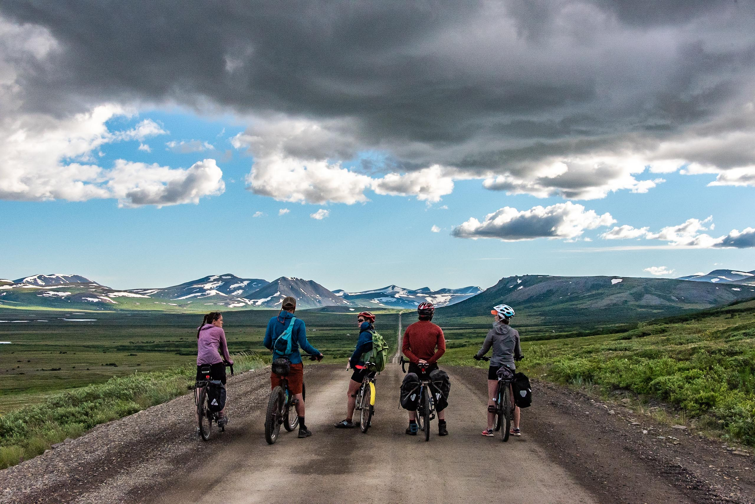 Nome Bike Tour